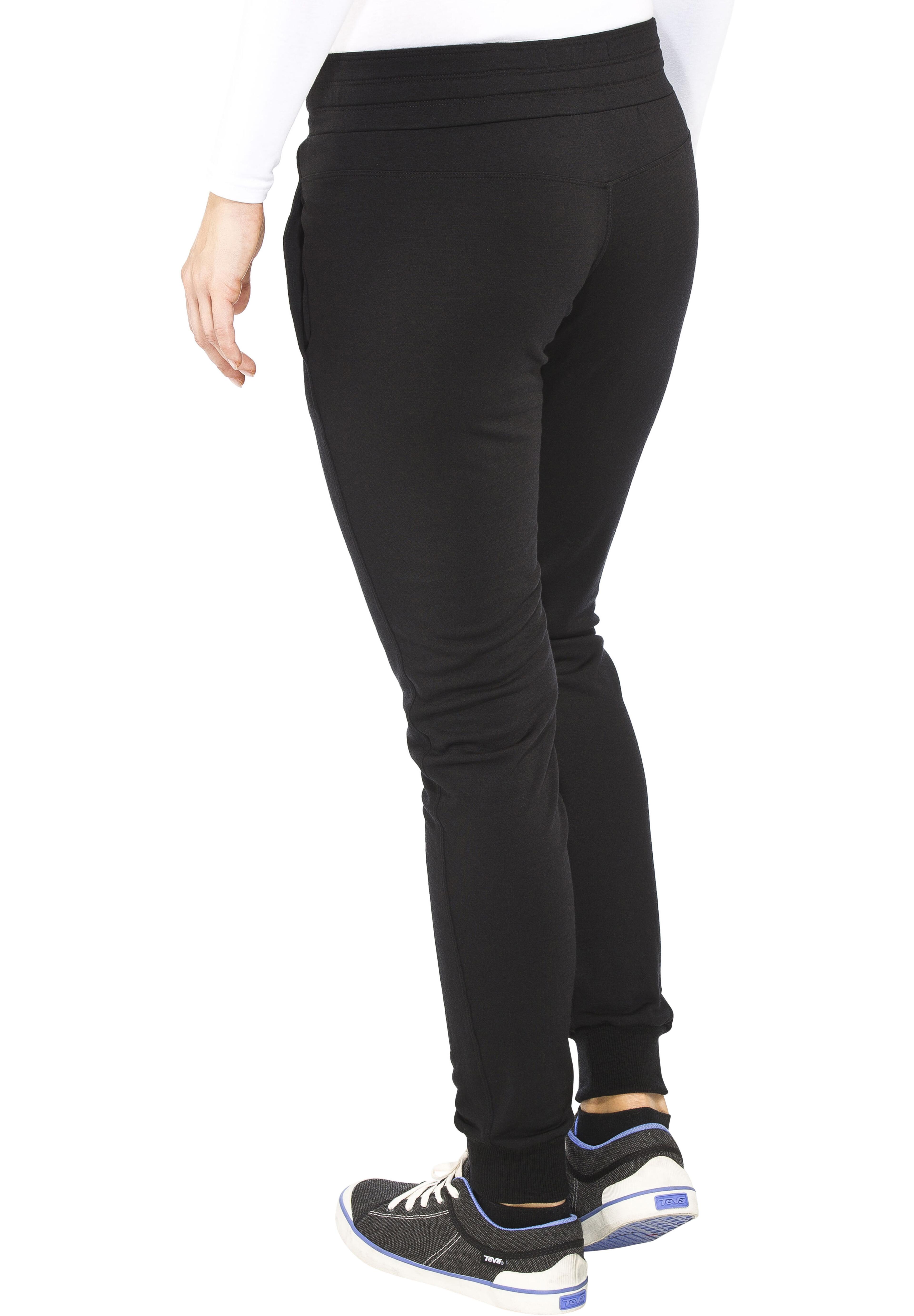 b574c09c7977d Icebreaker Crush Pants Women black at Addnature.co.uk
